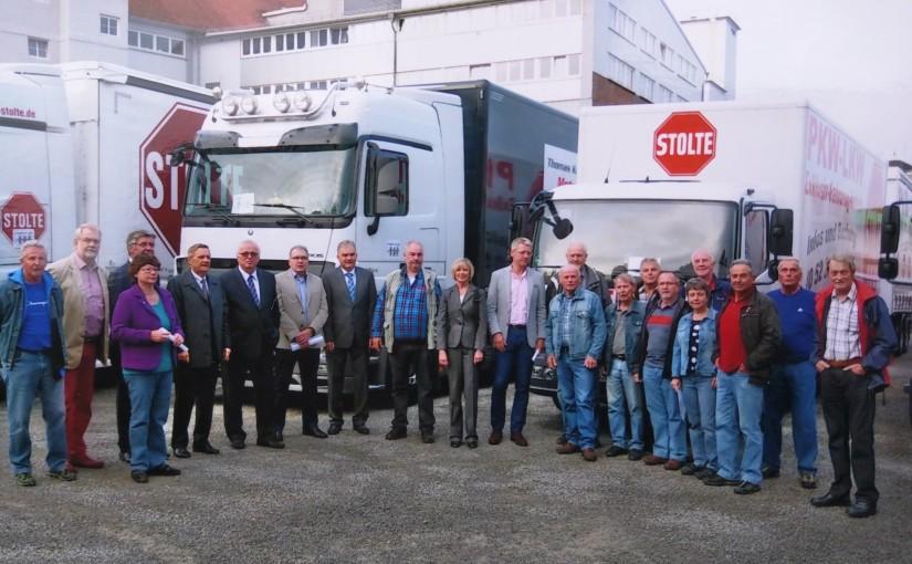 Hilfskonvoi 2014 nach Litauen